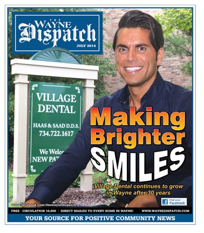 Wayne Dispatch Pages