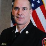 Deputy Chief/Fire Marshal Shawn Bell
