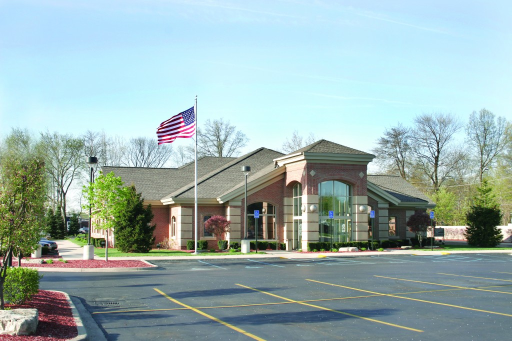 The credit union is located on Wayne Road in Westland.
