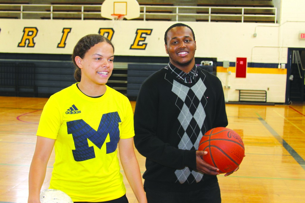 Wayne Memorial High School has two students who won the prestigious Gates Millennium Scholarship  Crystal Fletcher and Carlos Pernell.