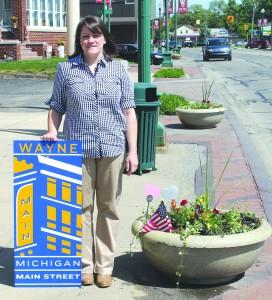 Main Street Executive Director Lindsey Wooten
