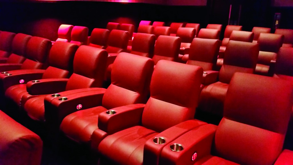 Phoenix Theaters is planning to purchase luxury seating that they have in their theater in Monroe.