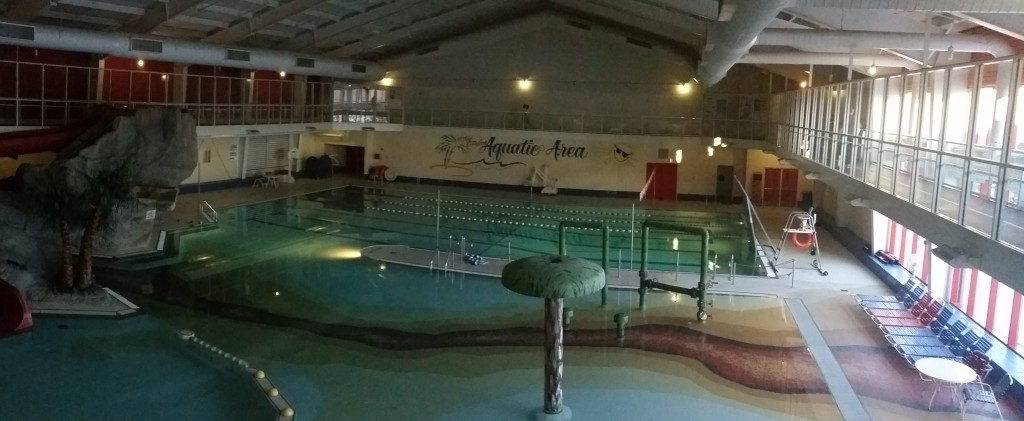 The Wayne City Council closed the pool at the Community Center.