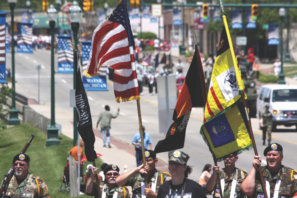 The City of Westland will host the Wayne-Westland Memorial Day Parade at 1 p.m. on May 24 honoring all current and former military heroes.