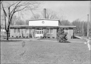 Federal Recreation Building 1943.