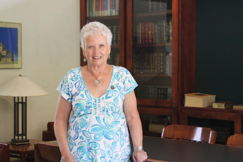 2015 Diamond of the Community Lois VanStipdonk.