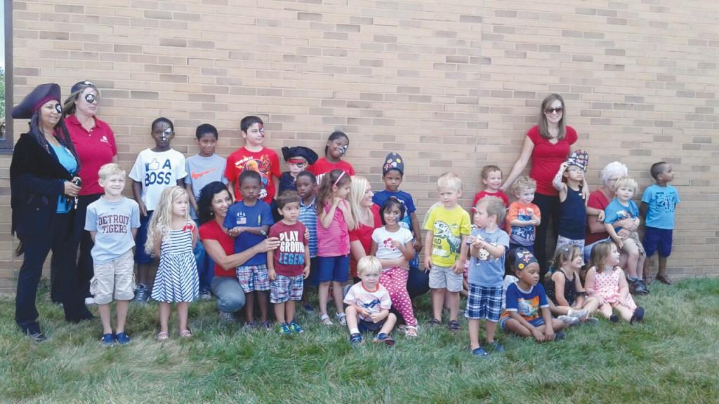 Oakwood Summer Speech Program.