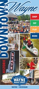 Look for The Wayne Main Street Downtown, Wayne Shopping Guide inside this month's Wayne Dispatch.