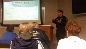 Sgt. Spunar encourages all residents to use the Wayne Police Online Reporting system that can be found through the city's website, if possible.