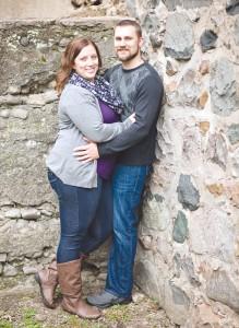Amber and Adam-Photo by Sara Munce Studios