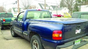 Curt and Deborah Wass had their vehicle returned by Ypsilanti Police after it was stolen.