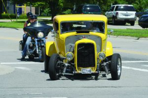 Cruisin' US12 takes place on Saturday, July 9th, 10:00 a.m. until 10:00 p.m.