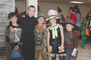 Doors open at 5:30 p.m. Friday, October 21, at Wayne Memorial High School for the annual Spooktacular event for kids 6th grade and under.  This free event will have kids trick or treating throughout the halls of the school.
