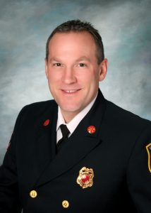 Michael Stradtner Fire Chief