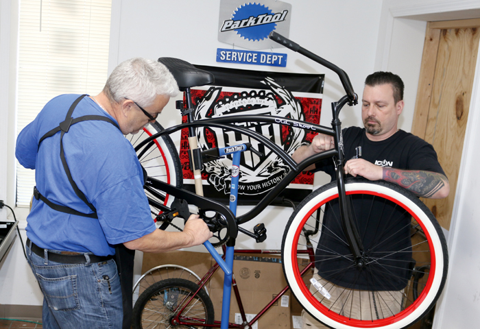Bicycle Tune Up >> The Wayne Dispatch Free Bicycle Tune Ups Saturdays In June